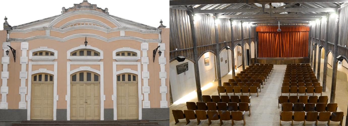 Fundação Casa da Cultura Hermilo Borba Filho /  Teatro Cinema Apolo (Palmares, PE)